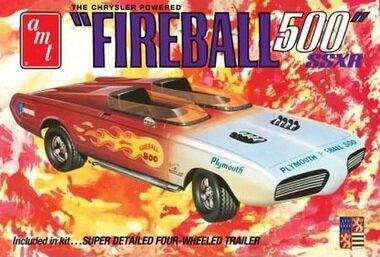 AMT Fireball 500 SSXR 1:25