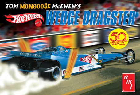 AMT Tom Mongoose Wedge Dragster 1:25