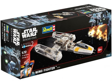 Revell Star Wars Y-Wing Fighter
