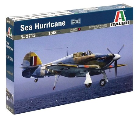 Italeri Sea Hurricane 1:48