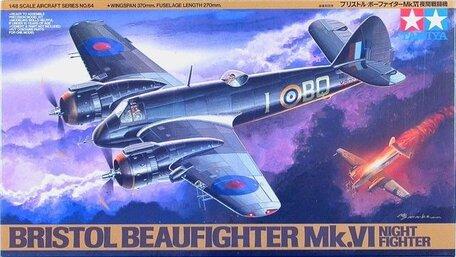 Tamiya Bristol Beaufighter Mk.VI 1:48
