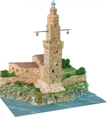Aedes Ars Porto Pi Lighthouse 1:80