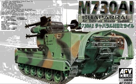 AFV Club M730A1 Chaparral 1:35