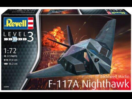 Revell F-117A Nighthawk 1:72