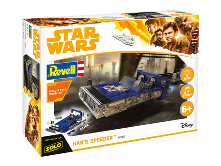 Revell Star Wars Han's Speeder
