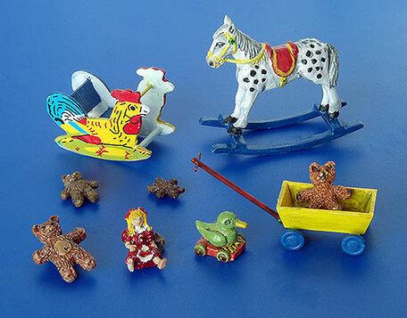 Plus Model Toys II 1:35