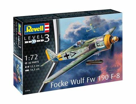 Revell Focke Wulf Fw 190 F-8 1:72