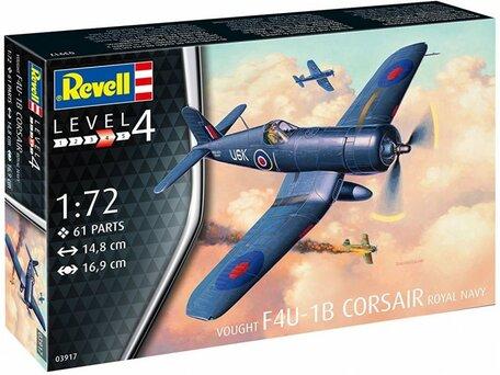 Revell Vought F4U-1B Corsair 1:72