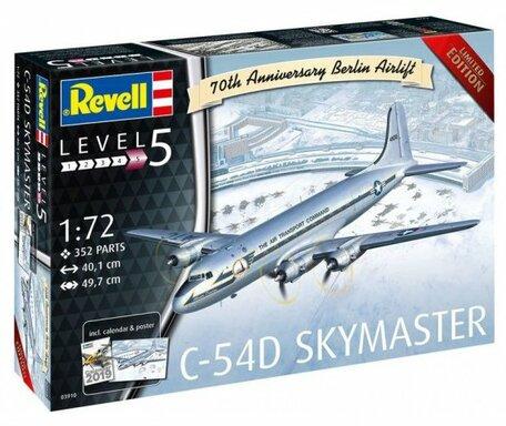 Revell C-54D Skymaster 1:72
