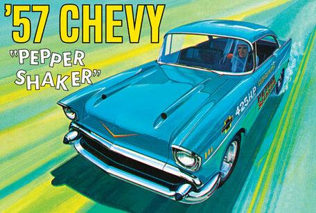 AMT 1957 Chevy Pepper Shaker 1:25