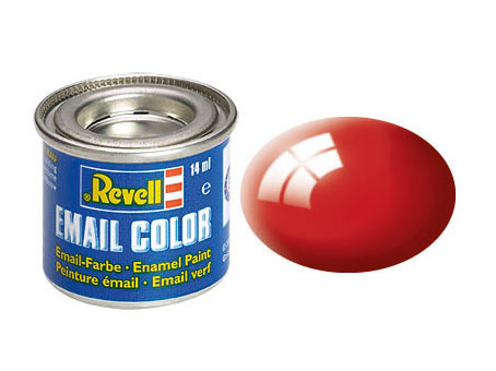 Revell 031: Fiery Red Gloss