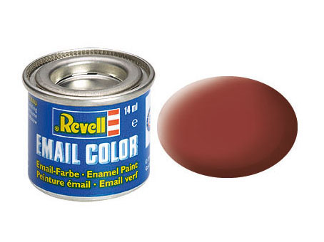 Revell 037: Reddish Brown Mat
