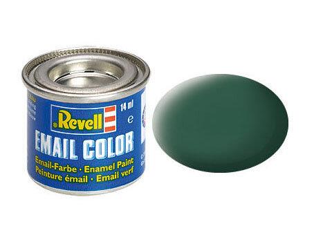 Revell 039: Dark Green Mat
