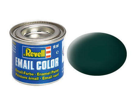 Revell 040: Black Green Mat