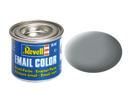 Revell 043: Middle Grey Mat