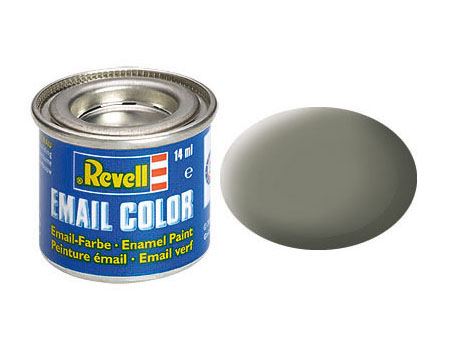 Revell 045: Light Olive Mat
