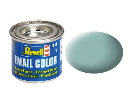Revell 049: Light Blue Mat