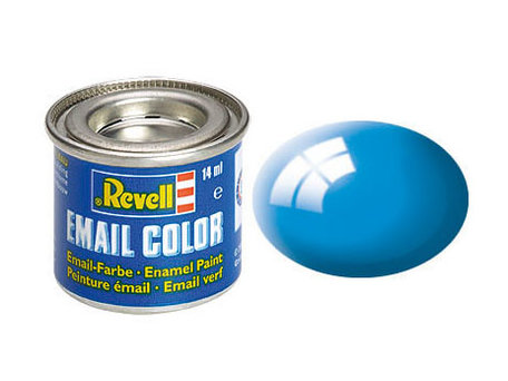 Revell 050: Light Blue Gloss