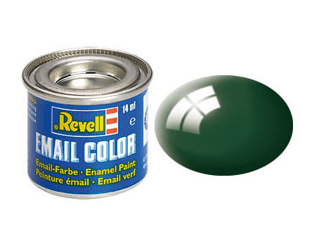 Revell 062: Moss Green Gloss