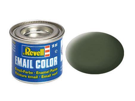 Revell 065: Bronze Green Mat
