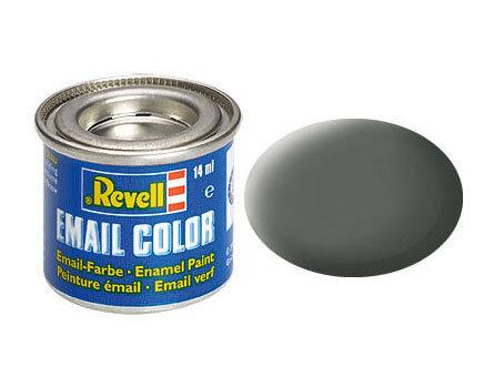 Revell 066: Olive Grey Mat