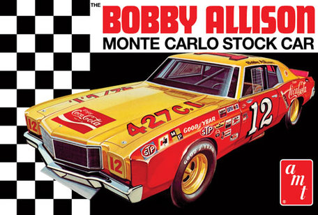 AMT Bobby Allison 1:25
