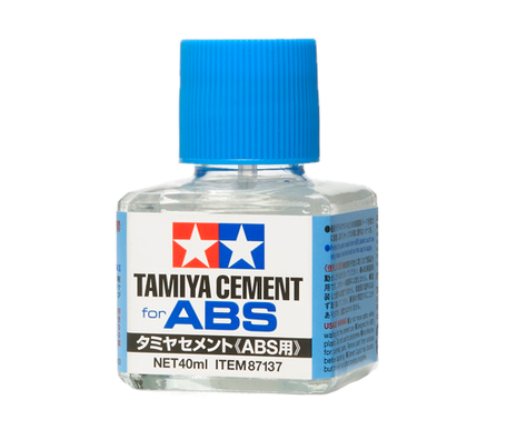 ABS Lijm: Tamiya Cement for ABS