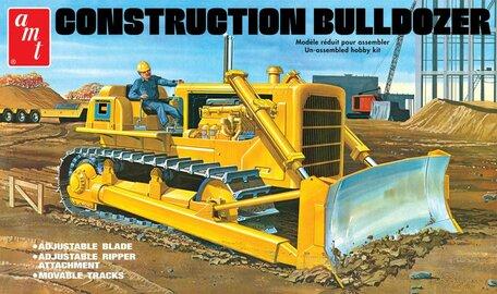 AMT Construction Bulldozer 1:25