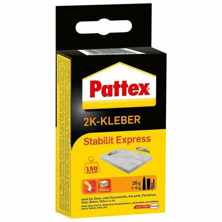 2 Componenten Lijm: Pattex Stabilit Express