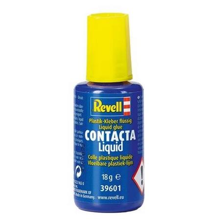 Plastic Lijm: Revell Contacta Liquid met Kwastje