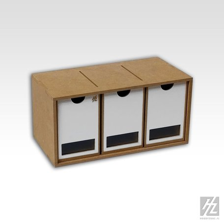 HobbyZone (OM01B) Drawers Module x 3
