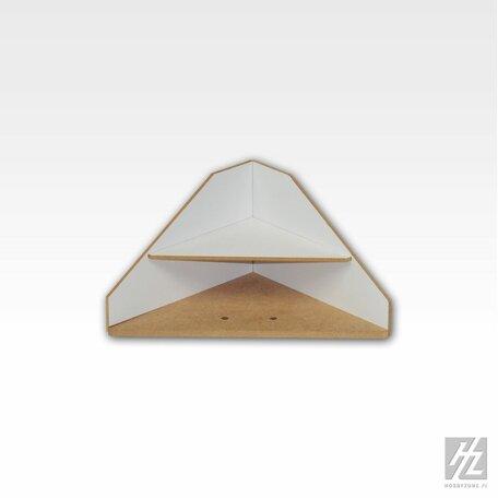 HobbyZone (OM12) Ending Corner Shelves Module