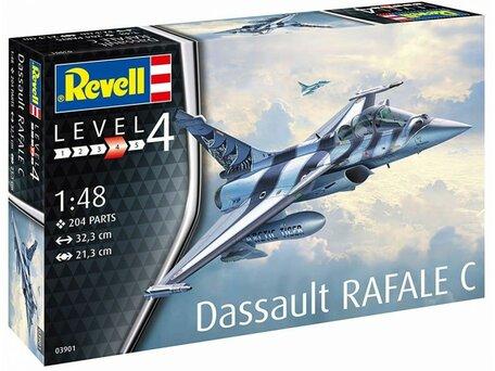 Revell Dassault Rafale C 1:48