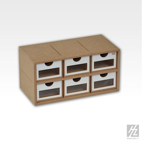 HobbyZone (OM01A) Drawers Module x 6