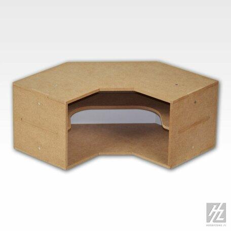 HobbyZone (OM04) Corner Shelves Module