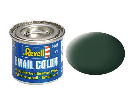 Revell 068: Dark Green Mat
