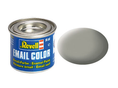 Revell 075: Stone Grey Mat