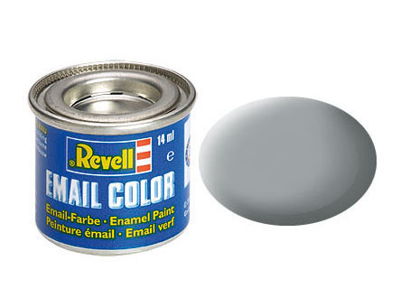 Revell 076: Light Grey Mat