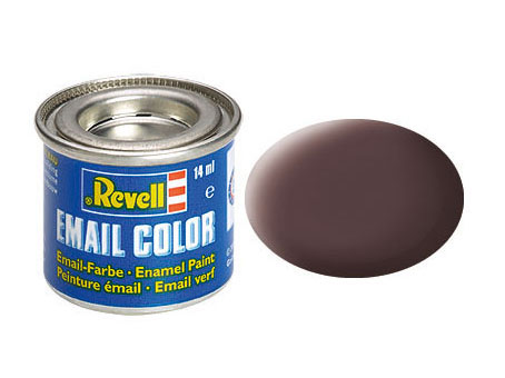 Revell 084: Leather Brown Mat