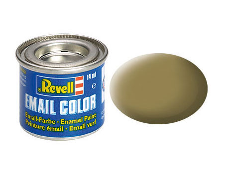 Revell 086: Olive Brown Mat