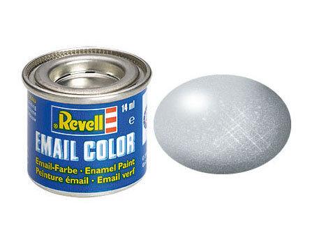 Revell 099: Aluminium Metallic