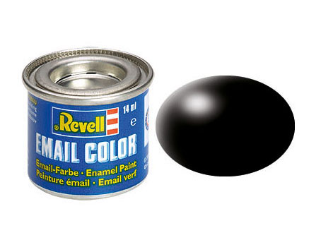 Revell 302: Black Satin