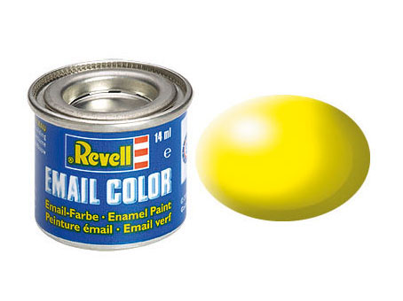 Revell 312: Luminous Yellow Satin