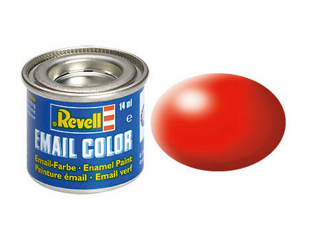 Revell 332: Luminous Red Satin