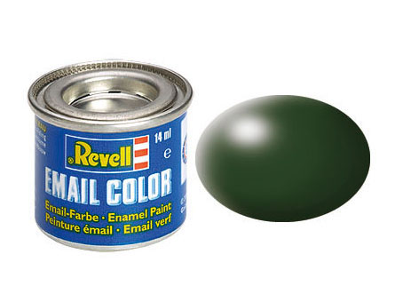 Revell 363: Dark Green Satin