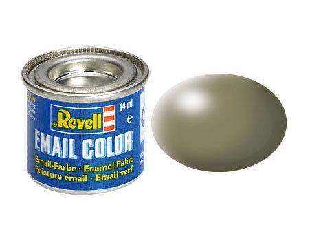 Revell 362: Greyish Green Satin