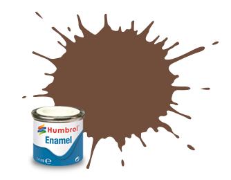 Humbrol 098: Chocolate