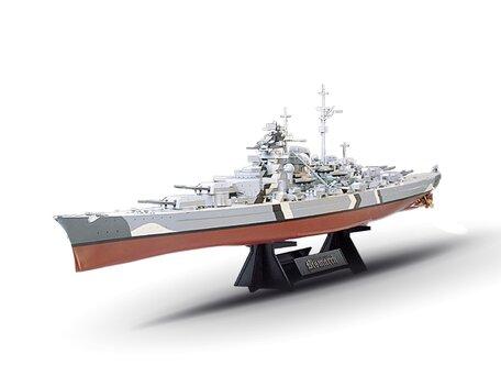 Tamiya Bismarck 1:350