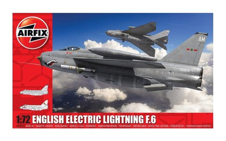 Airfix English Electric Lightning F6 1:72