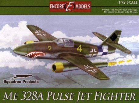Encore Models Pulse Jet Fighter 1:72